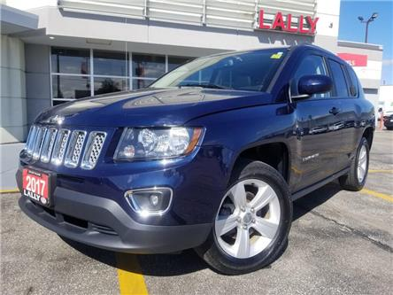 2017 Jeep Compass Sport/North (Stk: K3886) in Chatham - Image 1 of 22
