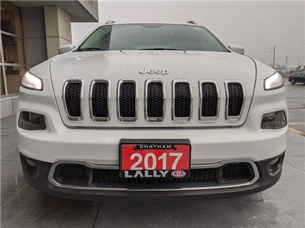2017 Jeep Cherokee Limited (Stk: KSPO1972A) in Chatham - Image 2 of 21