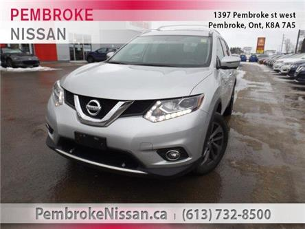 2016 Nissan Rogue  (Stk: 20028A) in Pembroke - Image 1 of 30