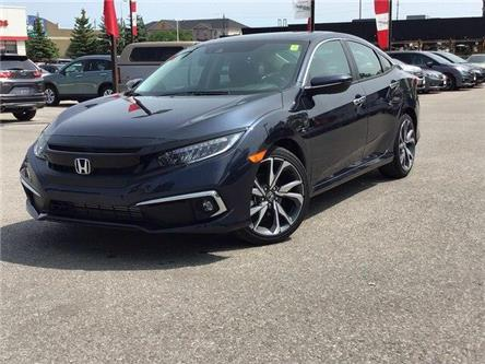 2020 Honda Civic Touring (Stk: 20431) in Barrie - Image 1 of 22