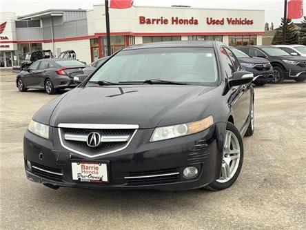 2007 Acura TL Base (Stk: U07096) in Barrie - Image 1 of 18