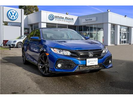 2017 Honda Civic Sport (Stk: KA605317A) in Vancouver - Image 1 of 27
