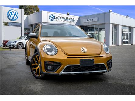 2018 Volkswagen Beetle 2.0 TSI Dune (Stk: VW1047) in Vancouver - Image 1 of 25