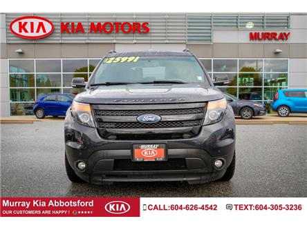 2014 Ford Explorer Sport (Stk: SR94862A) in Abbotsford - Image 2 of 29