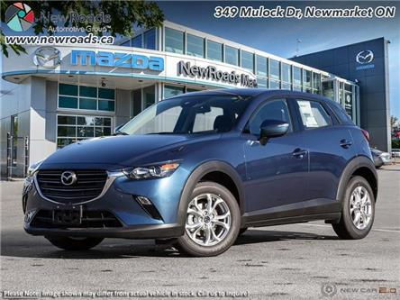2020 Mazda CX-3 GS AT FWD (Stk: 41428) in Newmarket - Image 1 of 23