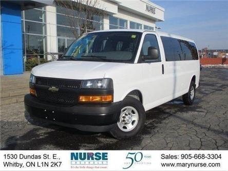 2019 Chevrolet Express 3500 LS (Stk: 10X257) in Whitby - Image 1 of 20