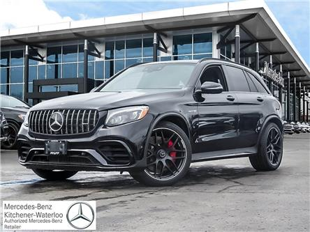 2019 Mercedes-Benz GLC63 AMG S 4MATIC + SUV (Stk: 39581A) in Kitchener - Image 2 of 30