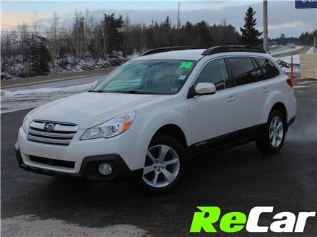 2014 Subaru Outback 2.5i Convenience Package (Stk: 191454A) in Saint John - Image 1 of 10