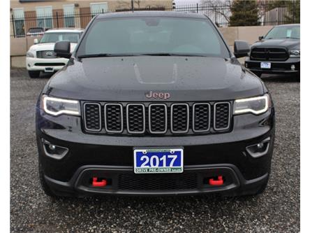 2017 Jeep Grand Cherokee Trailhawk (Stk: D0217A) in Leamington - Image 2 of 25