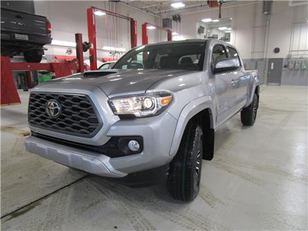 2020 Toyota Tacoma Base (Stk: 209070) in Moose Jaw - Image 1 of 37