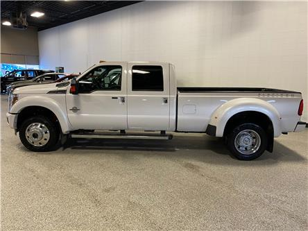 2015 Ford F-450 Lariat (Stk: T23025A) in Calgary - Image 2 of 16