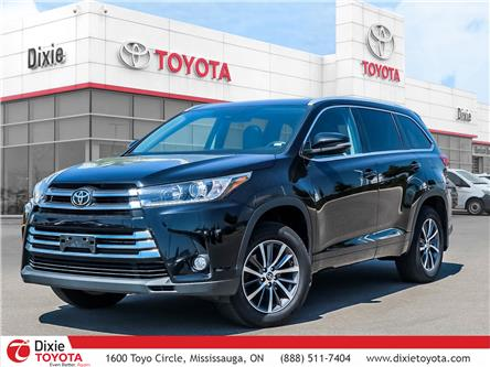 2017 Toyota Highlander XLE (Stk: D191612A) in Mississauga - Image 1 of 30