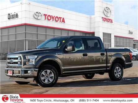 2017 Ford F-150  (Stk: D191963A) in Mississauga - Image 1 of 18