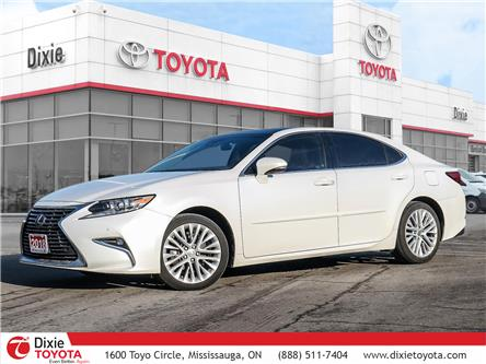 2018 Lexus ES 350 Base (Stk: D192143A) in Mississauga - Image 1 of 22