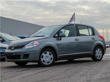2009 Nissan Versa  (Stk: D192038B) in Mississauga - Image 1 of 7