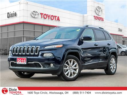 2016 Jeep Cherokee Limited (Stk: D192069A) in Mississauga - Image 1 of 26