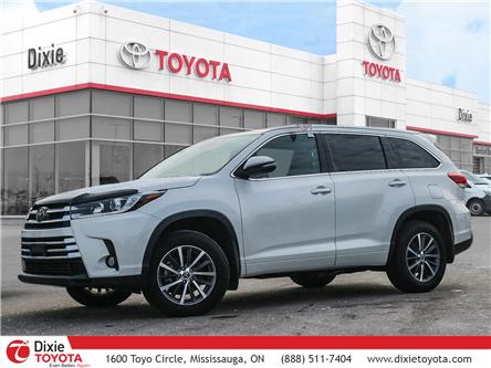 2017 Toyota Highlander XLE (Stk: D192320A) in Mississauga - Image 1 of 28