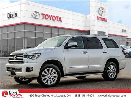 2018 Toyota Sequoia Platinum 5.7L V8 (Stk: 72346) in Mississauga - Image 1 of 30