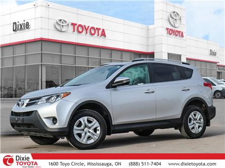 2015 Toyota RAV4  (Stk: D200666A) in Mississauga - Image 1 of 26
