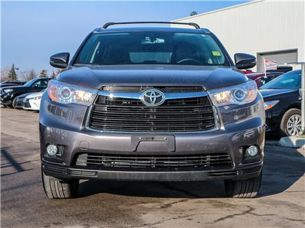 2016 Toyota Highlander XLE (Stk: D192335A) in Mississauga - Image 2 of 26