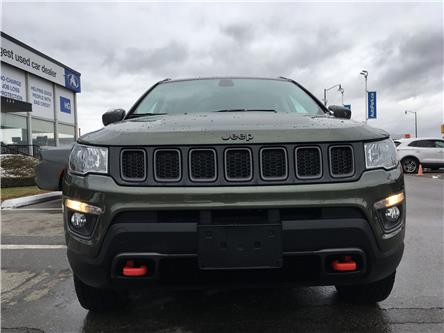 2018 Jeep Compass Trailhawk (Stk: 18-12561) in Brampton - Image 2 of 25