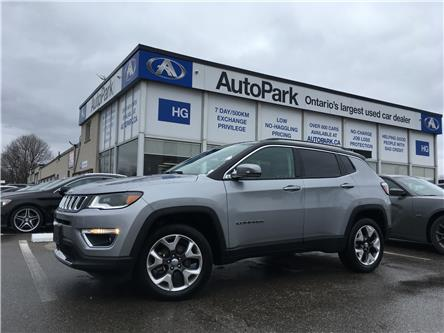 2018 Jeep Compass Limited (Stk: 18-14939) in Brampton - Image 1 of 28