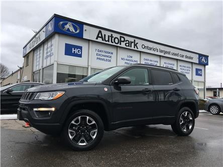 2018 Jeep Compass Trailhawk (Stk: 18-17224) in Brampton - Image 1 of 24