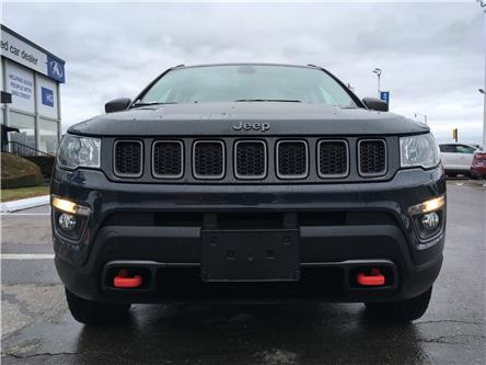 2018 Jeep Compass Trailhawk (Stk: 18-17224) in Brampton - Image 2 of 24