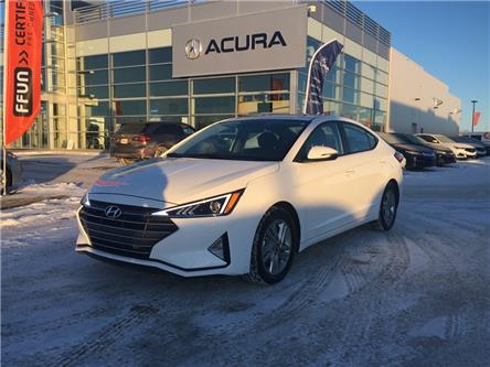 2020 Hyundai Elantra Preferred w/Sun & Safety Package (Stk: A4143) in Saskatoon - Image 1 of 19