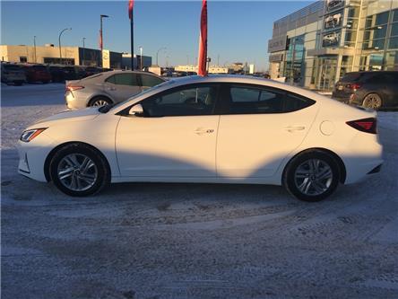 2020 Hyundai Elantra Preferred w/Sun & Safety Package (Stk: A4143) in Saskatoon - Image 2 of 19