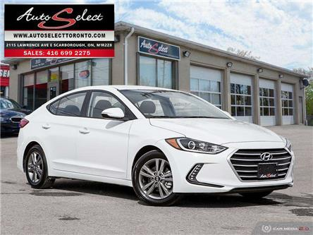 2018 Hyundai Elantra GL (Stk: W1HGL2) in Scarborough - Image 1 of 29
