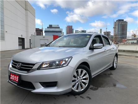 2015 Honda Accord LX (Stk: A19309A) in Toronto - Image 1 of 25