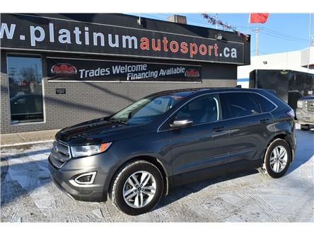 2016 Ford Edge SEL (Stk: PA1052) in Saskatoon - Image 1 of 22