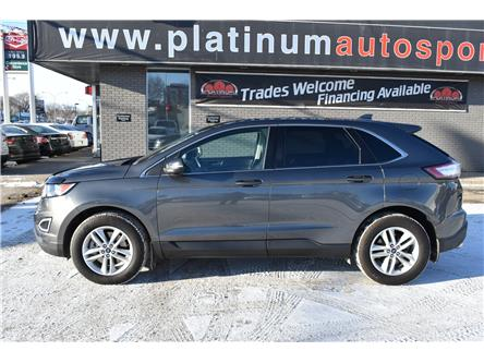 2016 Ford Edge SEL (Stk: PA1052) in Saskatoon - Image 2 of 22