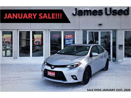 2014 Toyota Corolla CE (Stk: N19474B) in Timmins - Image 1 of 15