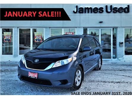 2014 Toyota Sienna LE 8 Passenger (Stk: N2042A) in Timmins - Image 1 of 15