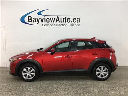 2018 Mazda CX-3 GX (Stk: 35947W) in Belleville - Image 1 of 21