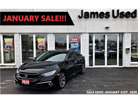 2019 Honda Civic Touring (Stk: P02695A) in Timmins - Image 1 of 16