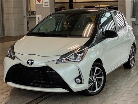 2019 Toyota Yaris SE (Stk: P19164) in Kingston - Image 1 of 24