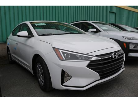 2020 Hyundai Elantra ESSENTIAL (Stk: 02470) in Saint John - Image 1 of 3