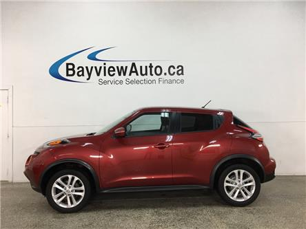 2016 Nissan Juke SV (Stk: 36242J) in Belleville - Image 1 of 26