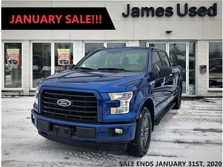 2017 Ford F-150 XLT (Stk: P02701) in Timmins - Image 1 of 15