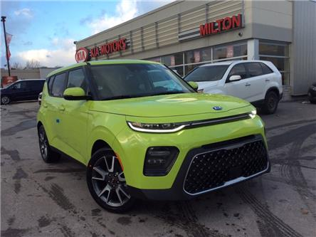 2020 Kia Soul EX Limited (Stk: 110969) in Milton - Image 1 of 21