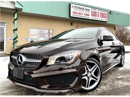 2015 Mercedes-Benz CLA-Class Base (Stk: 259301) in Bolton - Image 1 of 22