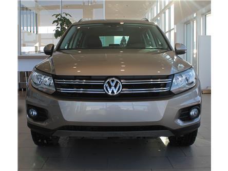 2016 Volkswagen Tiguan Comfortline (Stk: V7342) in Saskatoon - Image 2 of 20