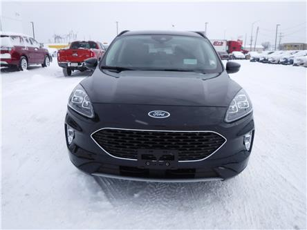 2020 Ford Escape Titanium Hybrid (Stk: 20-21) in Kapuskasing - Image 2 of 9
