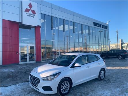 2019 Hyundai Accent Preferred (Stk: BM3651) in Edmonton - Image 1 of 26
