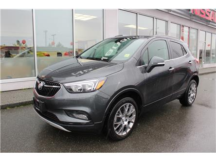 2018 Buick Encore Sport Touring (Stk: 9T1854D) in Nanaimo - Image 1 of 9