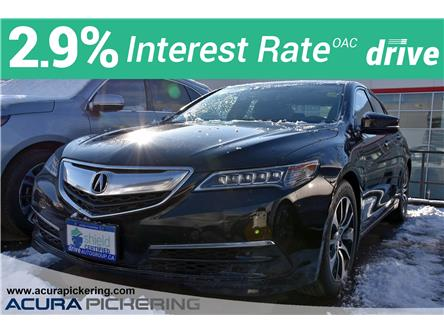 2015 Acura TLX Tech (Stk: AP5065) in Pickering - Image 1 of 32