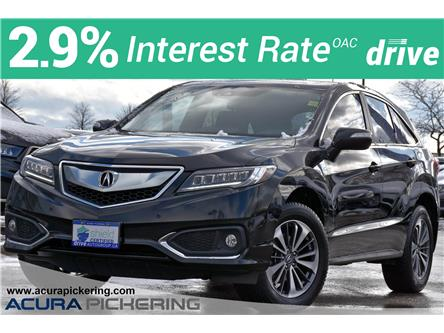 2017 Acura RDX Elite (Stk: AP5073) in Pickering - Image 1 of 37